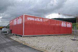 Pavillon de l'A16